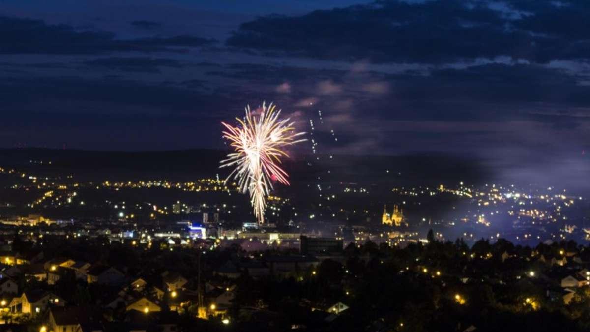 Feuerwerk Fulda