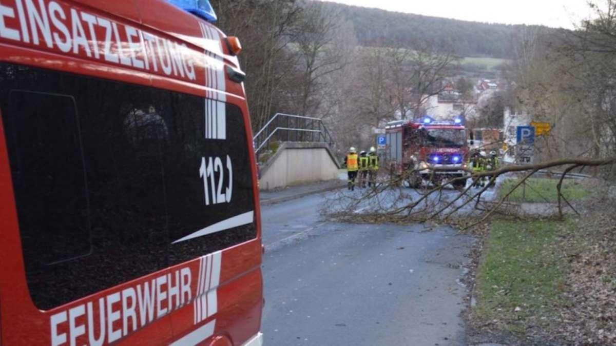 Unwetterwarnung Fulda