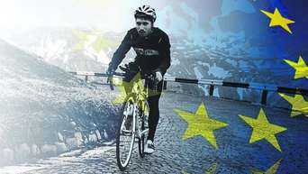 2600 Kilometer Auf Dem Fahrrad Fur Europa Fulda