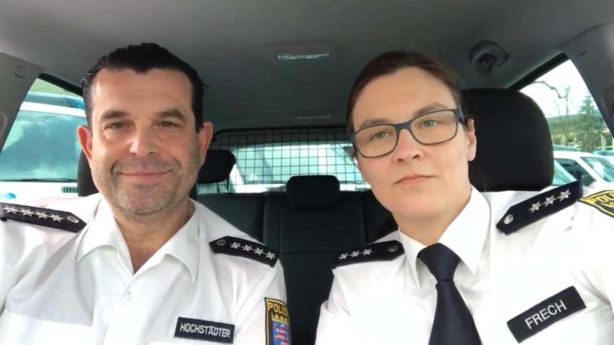 Home Office Polizei