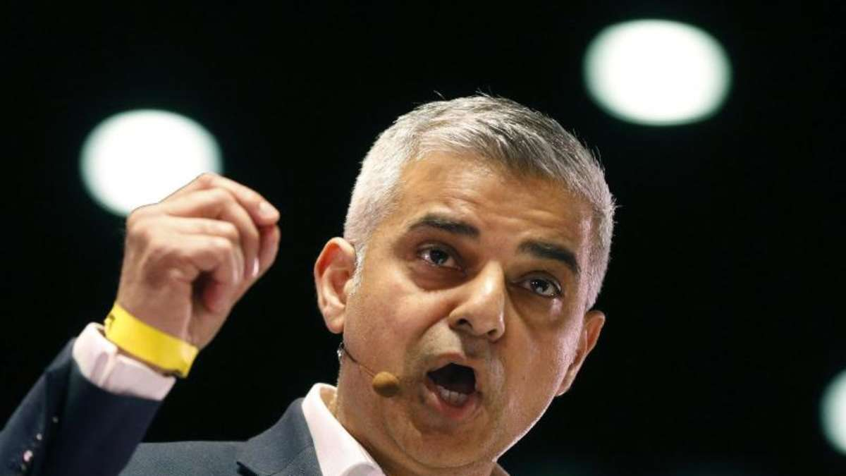 Londons Bürgermeister