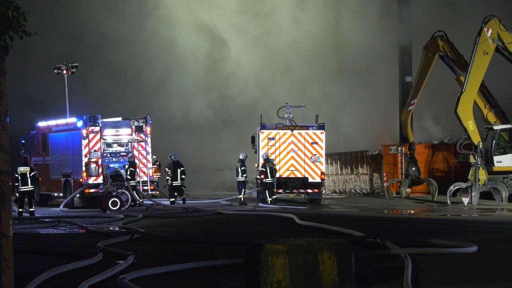 Darmstadt Brand