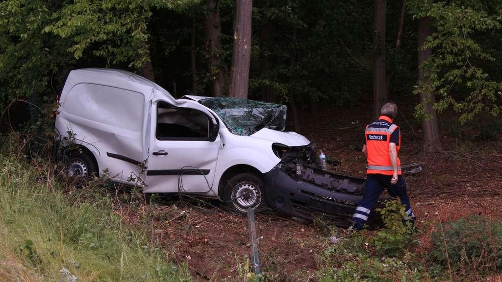 Hessen News Unfall