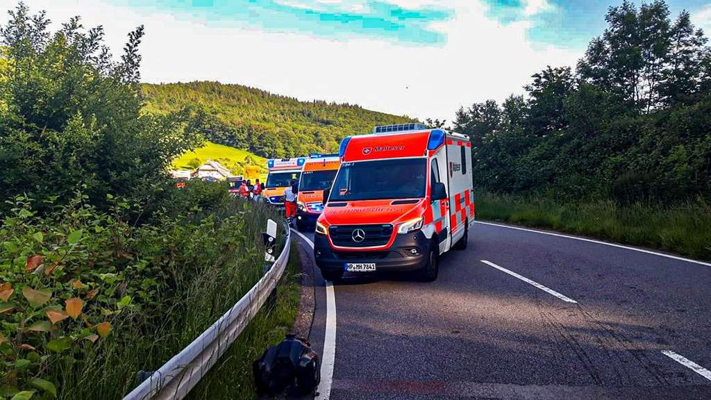 Unfall Reichelsheim