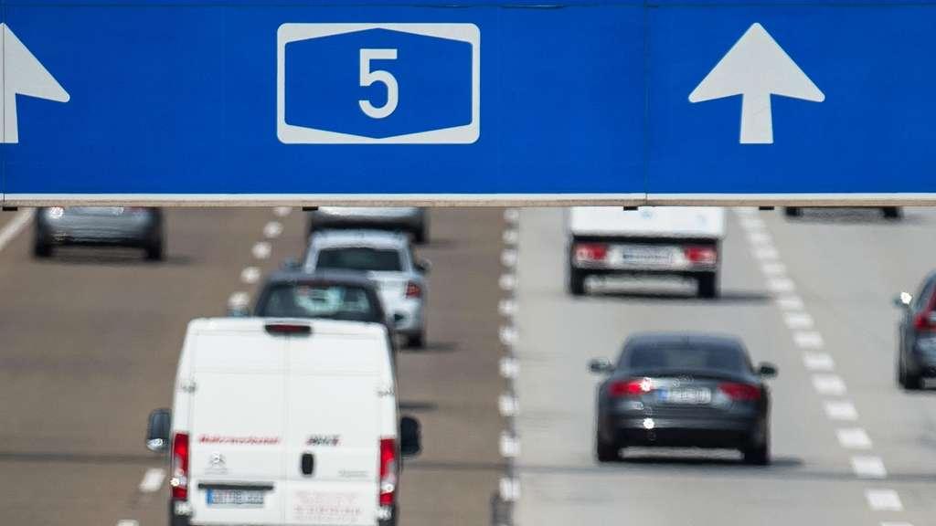 Stau A5 Kassel Frankfurt