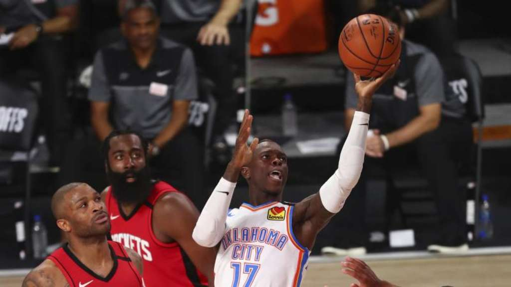 Thunder Gegen Rockets