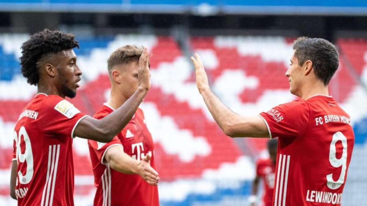 Tore Bayern Leipzig