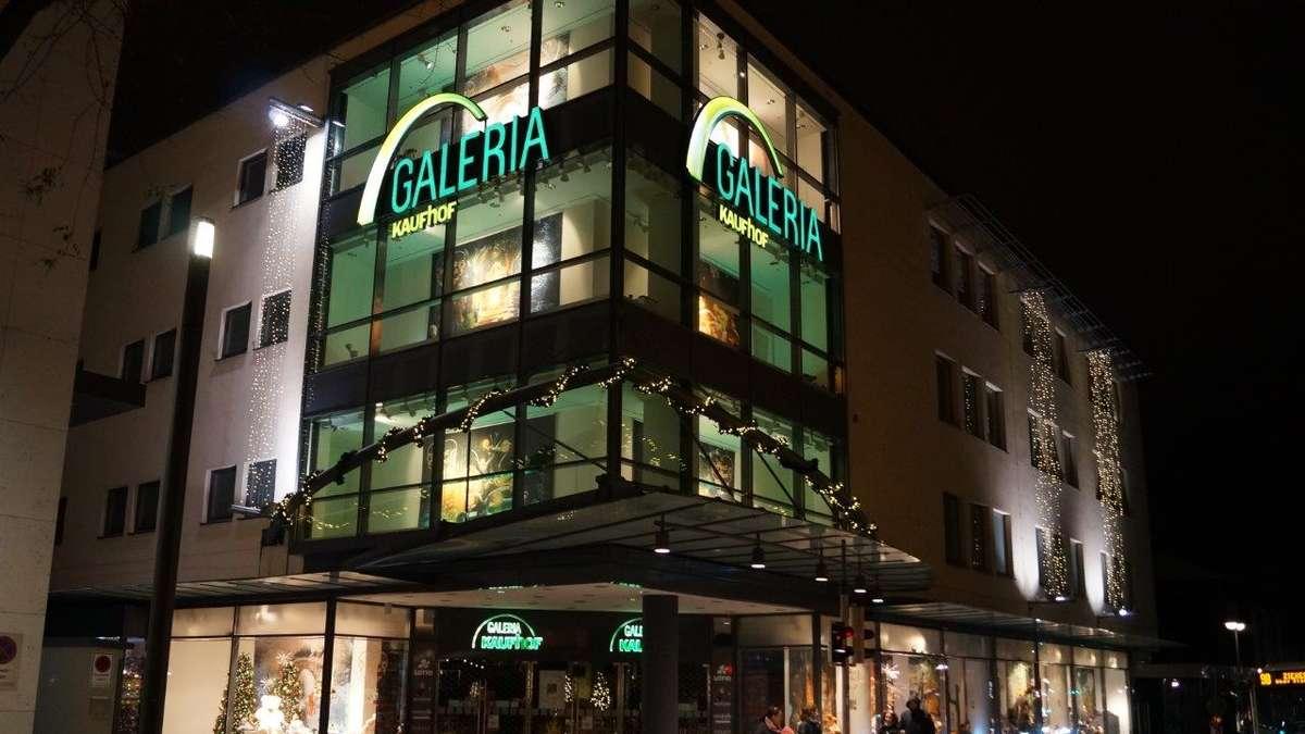 Welche Galeria Kaufhof Werden Geschlossen