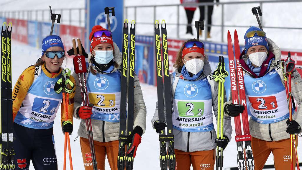 Wm Biathlon 2021