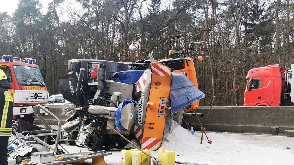 Unfall A67 Aktuell