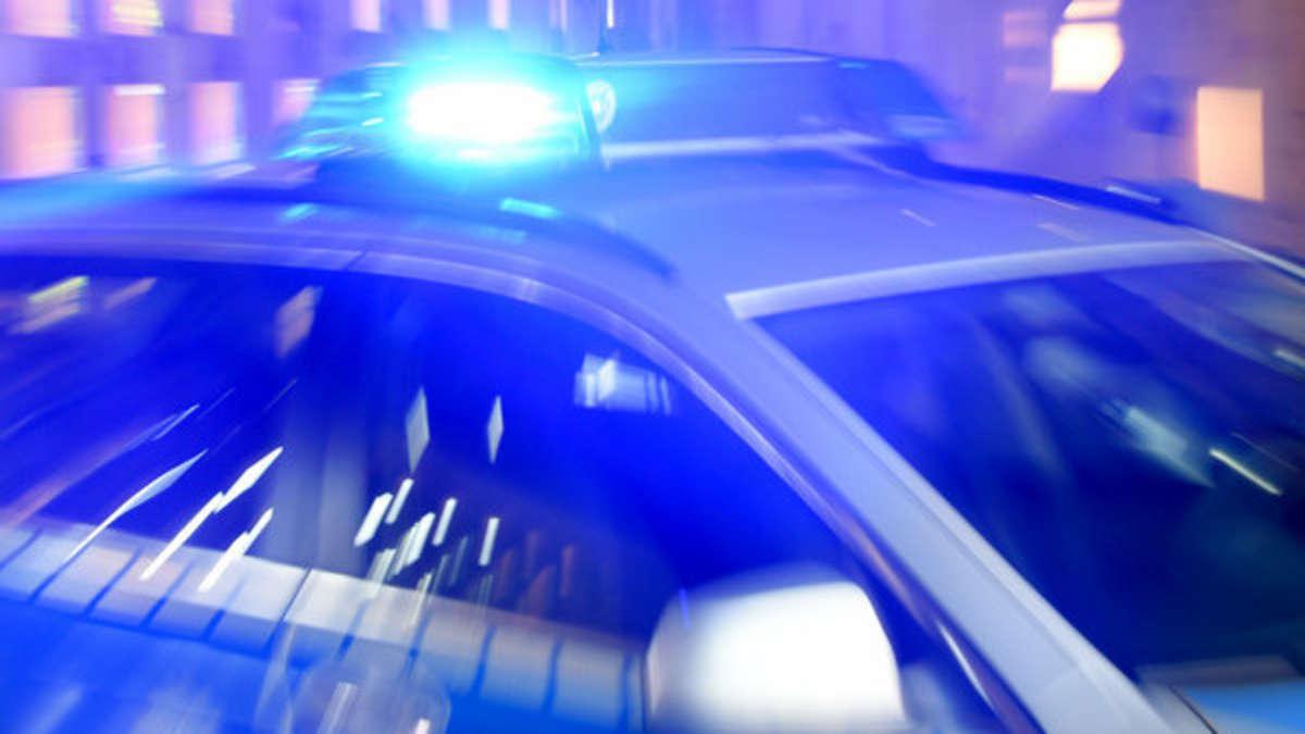 Verfolgungsjagd Polizei