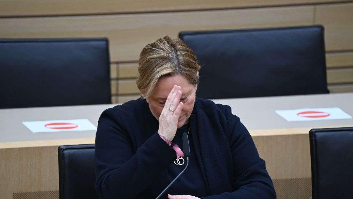 Hochrechnung Landtagswahl Hessen