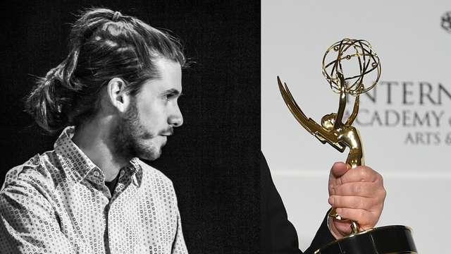 Emmy 2021: Musiker Robert Wienröder aus Fulda für Award ...